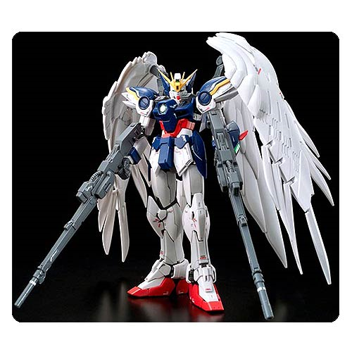 Gundam Wing: Endless Waltz #17 Wing Gundam Zero Real Grade Model Kit