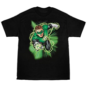 Justice League Green Lantern Energy T-Shirt