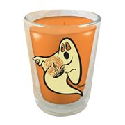 Beistle Creepy Candy Corn Candle with Mystery Pin
