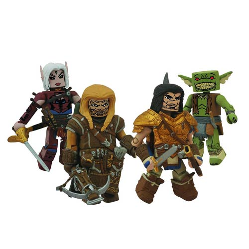 Pathfinder Minimates Box Set