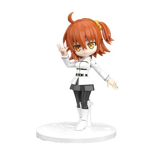 Fate/Grand Order #04 Master Female Protagonist Petitrits Model Kit