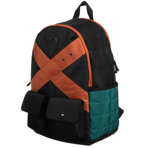 My Hero Academia Bakugo Built-Up Backpack