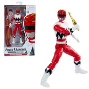 Power Rangers Lightning Collection Lost Galaxy Red Ranger 6-Inch Action Figure
