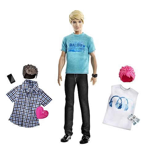 Barbie Dating Fun Ken Doll