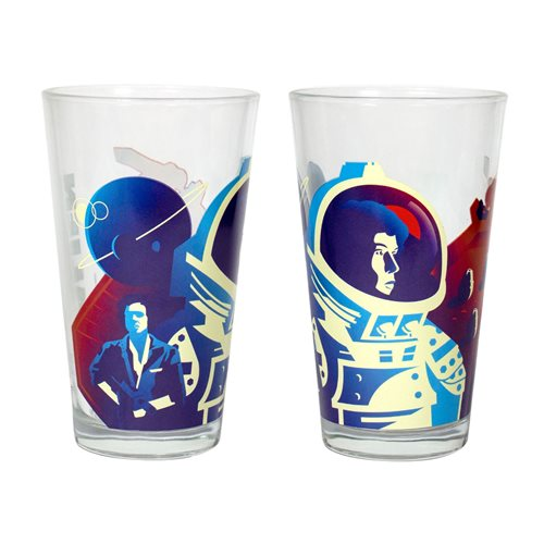 Alien Ripley Pint Glass