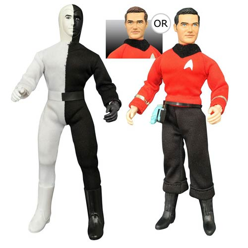 Star Trek Series 8 Red Shirt and Cheron Action Figure Set