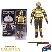 Battlestar Galactica Cylon Commander 8-Inch Action Figure