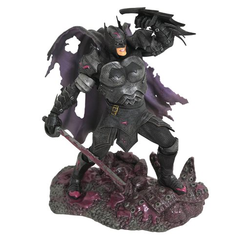 DC Gallery Comic Dark Nights: Metal Batman Statue