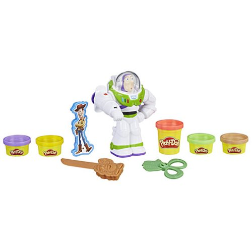 Toy Story Play-Doh Buzz Lightyear Set