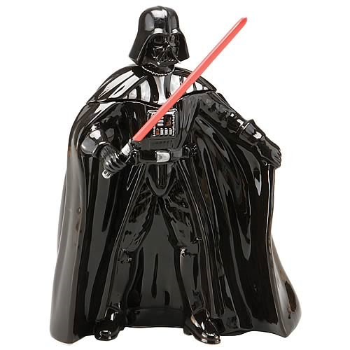 Star Wars Darth Vader Limited Edition Cookie Jar