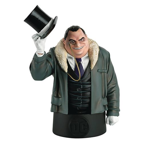 Batman Universe Penguin Bust with Collector Magazine #20