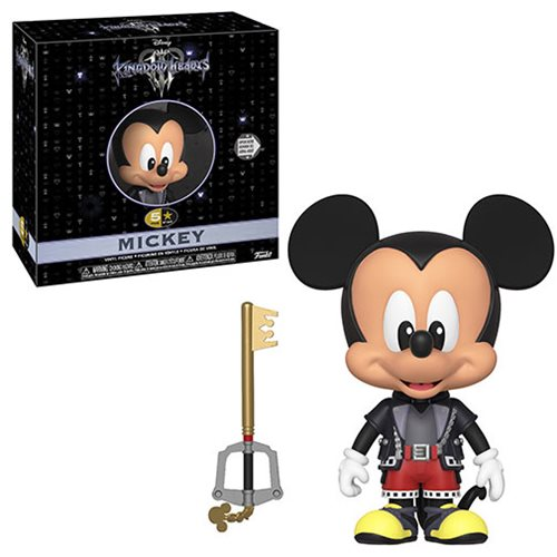 Kingdom Hearts 3 Mickey 5 Star Vinyl Figure