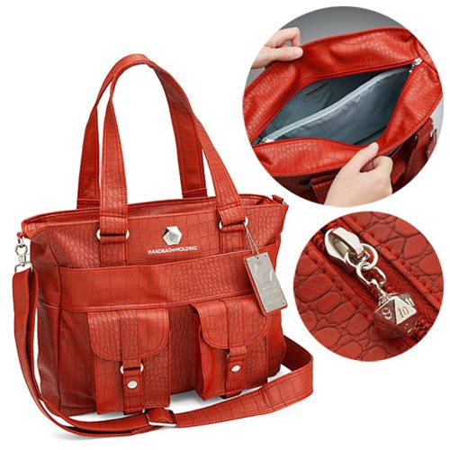 58b6ffca95d1 Dragon Scale Handbag of Holding - Entertainment Earth