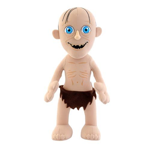 The Hobbit Smeagol 10-Inch Plush Figure