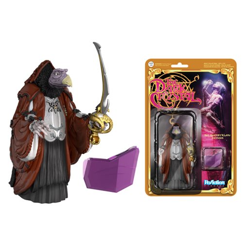 Dark Crystal The Chamberlain ReAction 3 3/4-Inch Scale Retro Action Figure