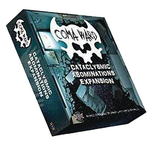 Coma Ward Cataclysmic Abominations Expansion Game