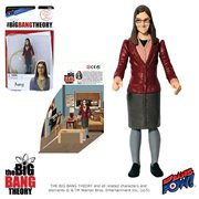 The Big Bang Theory Amy Farrah Fowler 3 3/4-Inch Action Figure Series 1