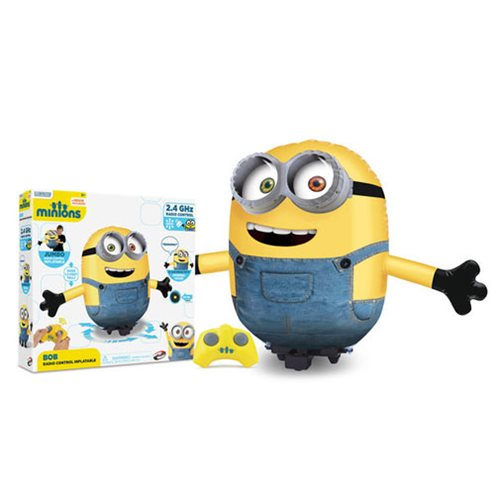 Despicable Me Bob Inflatable Remote Control Toy