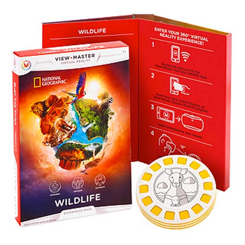 View-Master Nat Geo Wildlife Expansion Pack