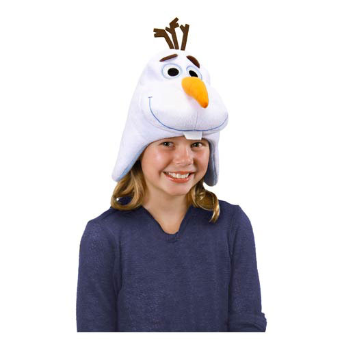 Disney Frozen Olaf the Snowman Laplander Hat - Entertainment Earth 4e5d2cbce24