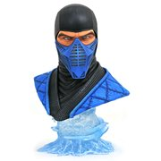 Legends in 3D Mortal Kombat Sub-Zero 1:2 Scale Bust