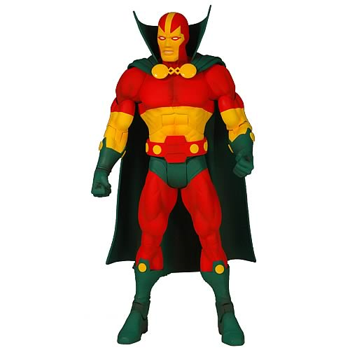 DC Universe Wave 6 Mr. Miracle Action Figure