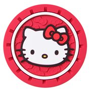 Hello Kitty Bow 2 Piece Auto Coasters