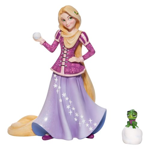 Disney Showcase Tangled Rapunzel Holiday Princess Statue