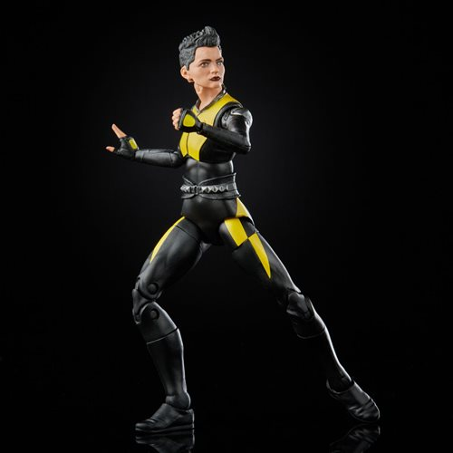 X-Men Marvel Legends Deadpool and Negasonic Teenage Warhead 6-Inch Action Figure 2-Pack