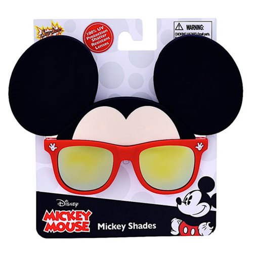 Mickey Mouse Sun-Staches