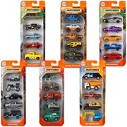 Matchbox Car Collection 5-Pack Mix 3 Case