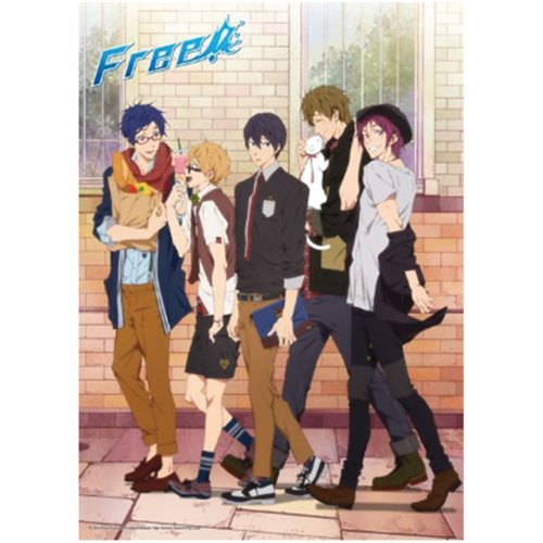 Free! Walking Home 300-Piece Puzzle