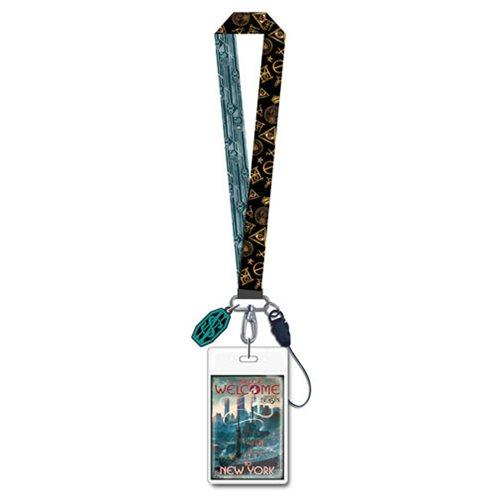 Fantastic Beasts and Where to Find Them Welcome to New York Lanyard