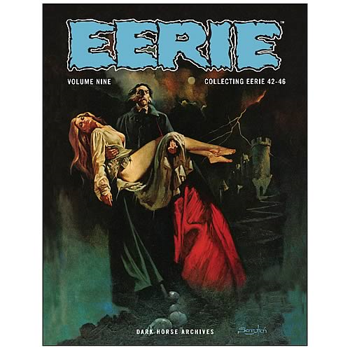 Eerie Archives Vol. 9 Hardcover Graphic Novel