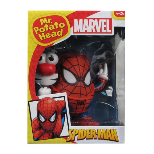 Spider-Man Marvel Comics Poptaters Mr. Potato Head