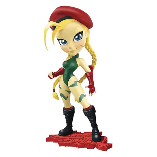Street Fighter Knockouts Series 1 Cammy Vinyl Figure