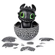 How to Train Your Dragon Hatching Dragon Toothless Electronic Toy