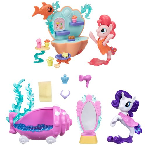 My Little Pony: The Movie Undersea Scene Pack Wave 1 Case