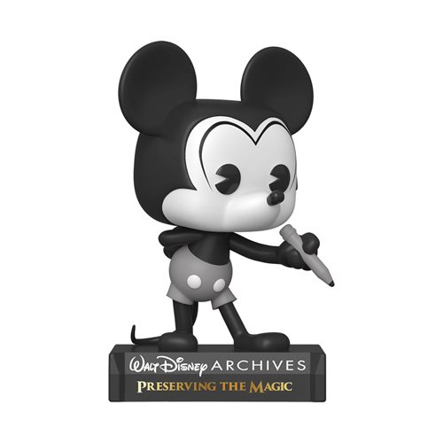 Disney Archives Plane Crazy Mickey Pop! Vinyl Figure