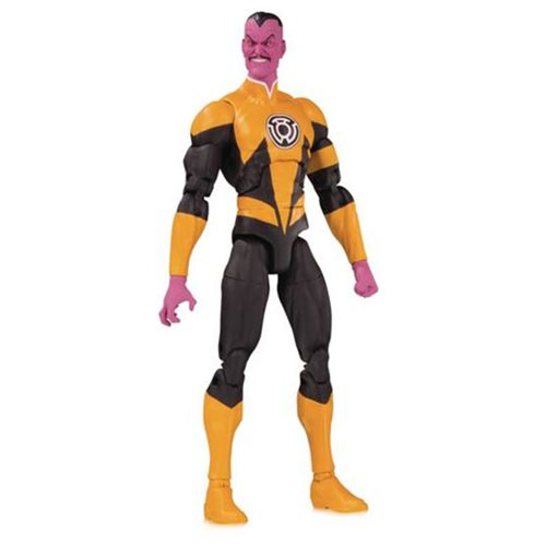DC Essentials Sinestro Action Figure