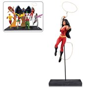 The New Teen Ttians Wonder Girl Multi-Part Statue