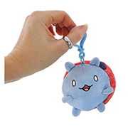 Bravest Warriors Catbug Micro Squishable Plush Backpack Clip Key Chain
