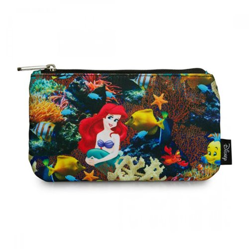 The Little Mermaid Ariel Photo Real Pencil Case
