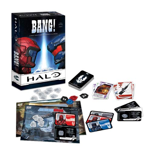 Halo Bang! Game