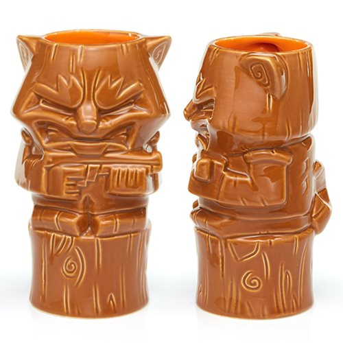 Guardians of the Galaxy Rocket Raccoon 16 oz Geeki Tikis Mug