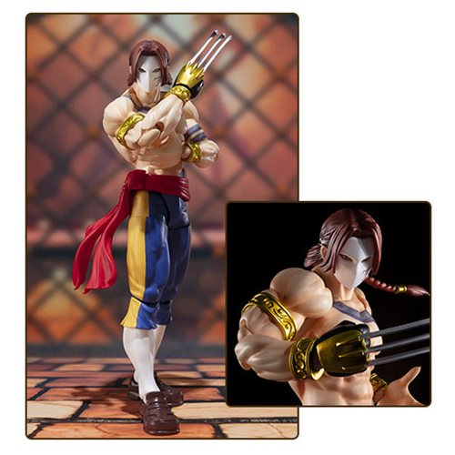 Street Fighter Vega SH Figuarts Action Figure