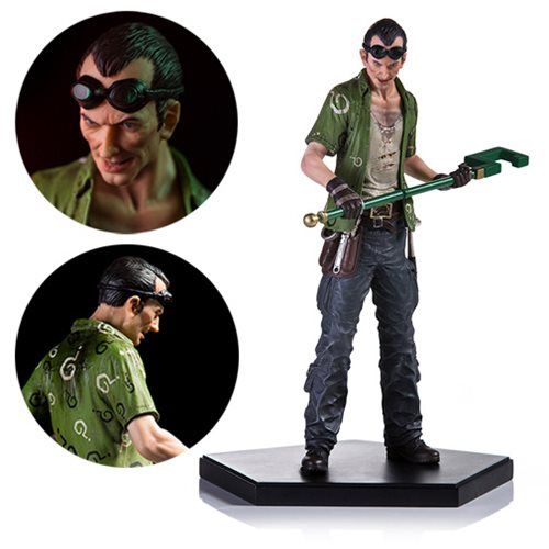 Batman: Arkham Knight The Riddler 1:10 Scale Statue