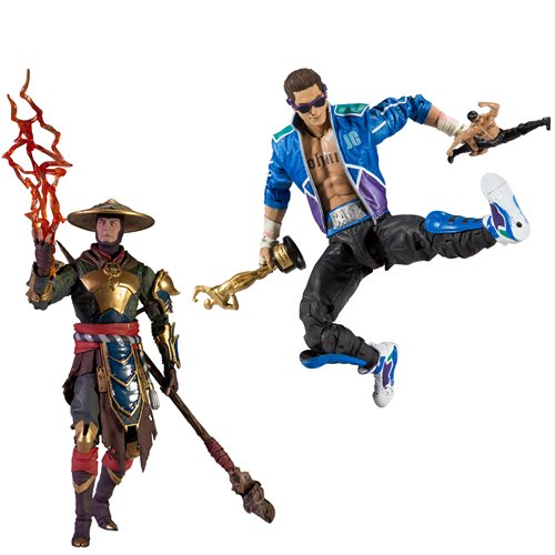 Mortal Kombat Series 2 7-Inch Action Figure Set