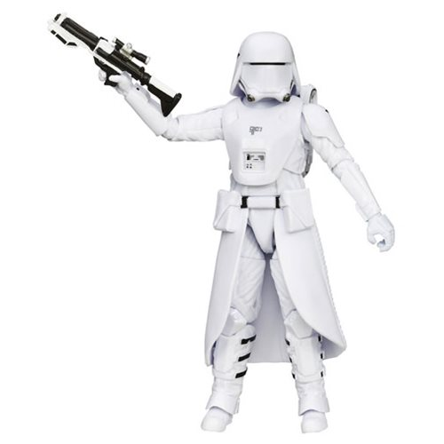 Star Wars: The Force Awakens Black Series Snowtrooper Figure, Not Mint