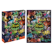 Batman 1966 TV Series 1,000-Piece Puzzle